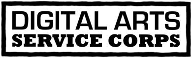 Digital Arts Service Corps Logo